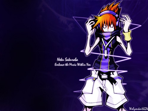 Square Enix, The World Ends With You, Neku Sakuraba Wallpaper