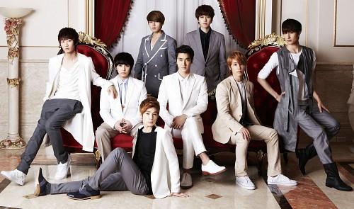 Sungmin, Super Junior, Donghae, Ryeowook, Eunhyuk