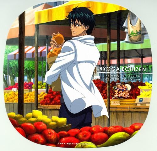 Takeshi Konomi, Production I.G, Prince of Tennis, Ryoga Echizen