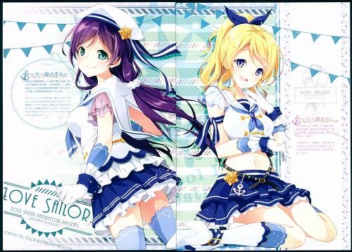 Mocha, Sunrise (Studio), Love Sailors, Love Live! School Idol Project, Nozomi Tojo