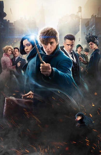 Warner Bros., Fantastic Beasts, Seraphina Picquery, Percival Graves, Mary Lou Barebone