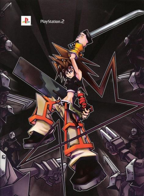 Square Enix, Brave Fencer Musashi, Newtype Magazine