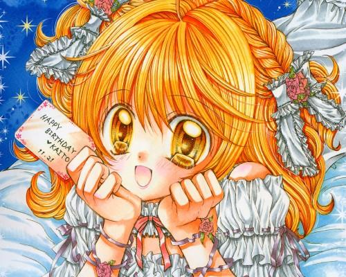 Pink Hanamori, Mermaid Melody Pichi Pichi Pitch, Lucia Nanami