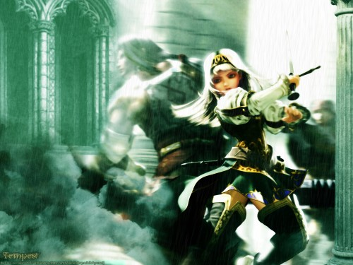 Valkyrie Profile, Alicia (Valkyrie Profile) Wallpaper