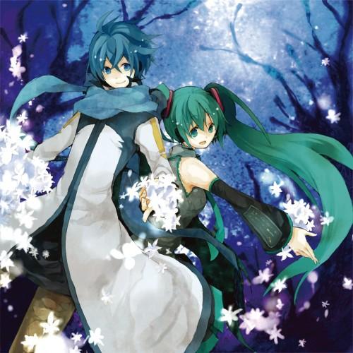Vocaloid, Kaito, Miku Hatsune