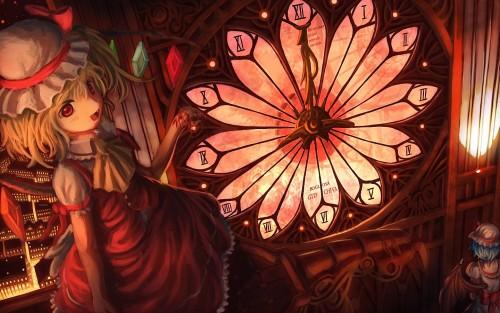 Touhou, Flandre Scarlet, Remilia Scarlet, Member Art