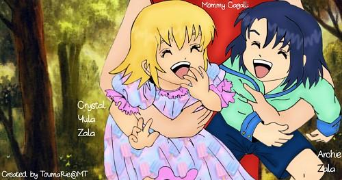 Hisashi Hirai, Sunrise (Studio), Mobile Suit Gundam SEED Destiny, Cagalli Yula Athha, Athrun Zala