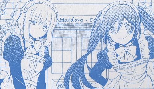 Jun Mochizuki, Xebec, Pandora Hearts, Alice (Pandora Hearts), Echo