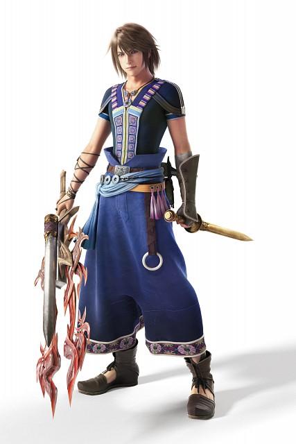 Square Enix, Final Fantasy XIII, Noel Kreiss