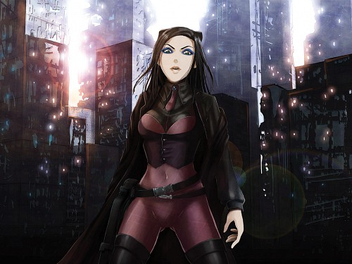 Manglobe, Geneon/Pioneer, Ergo Proxy, Re-l Mayer, Ergo Proxy (Character) Wallpaper