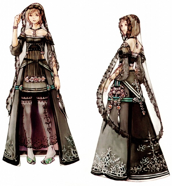Square Enix, Final Fantasy XII, Ashe