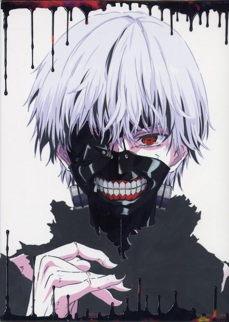 Studio Pierrot, Tokyo Ghoul, Ken Kaneki, DVD Cover