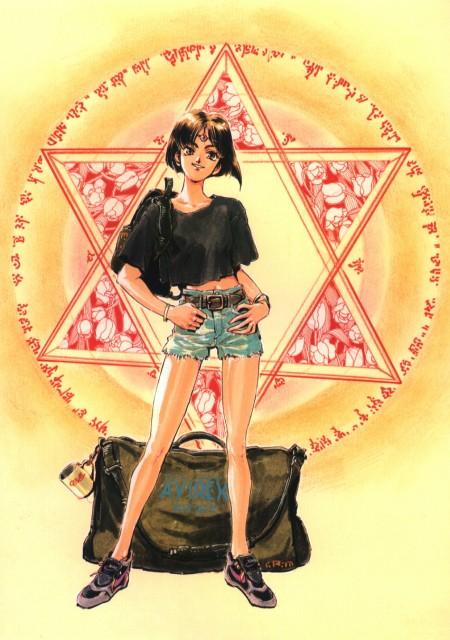 Yuzo Takada, 3x3 Eyes, Pai (3x3 Eyes)