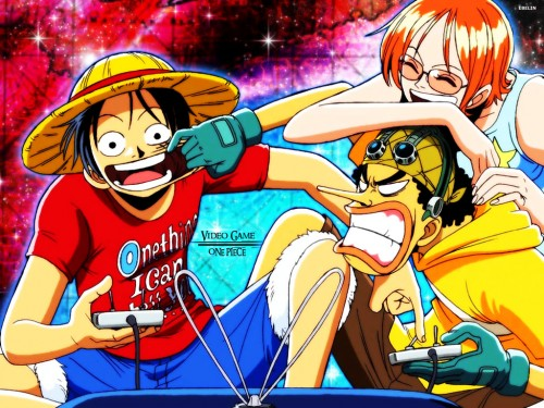 Eiichiro Oda, Toei Animation, One Piece, Usopp, Monkey D. Luffy Wallpaper