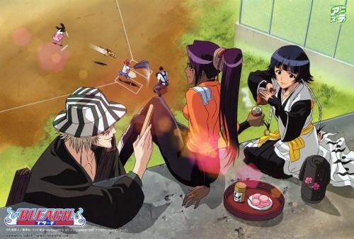 Studio Pierrot, Bleach, Tessai Tsukabishi, Jinta Hanakari, Yoruichi Shihouin