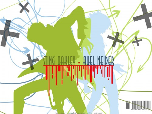 Sunrise (Studio), Mobile Suit Gundam SEED Destiny, Sting Oakley Wallpaper