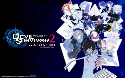Suzuhito Yasuda, Atlus, Bridge (Studio), Shin Megami Tensei: Devil Survivor 2, Hinako Kujyo