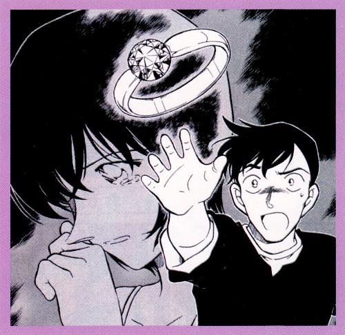 Gosho Aoyama, TMS Entertainment, Detective Conan, Miwako Satou, Wataru Takagi