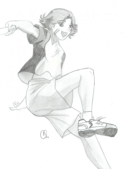 J.C. Staff, Prince of Tennis, Eiji Kikumaru, Member Art