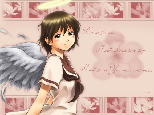 Haibane Renmei Wallpaper