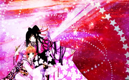 CLAMP, Bee Train, Production I.G, xxxHOLiC, Tsubasa Reservoir Chronicle Wallpaper