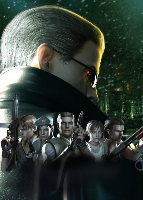 Capcom, Resident Evil: The Umbrella Chronicles, Billy Coen, Carlos Olivera, Chris Redfield