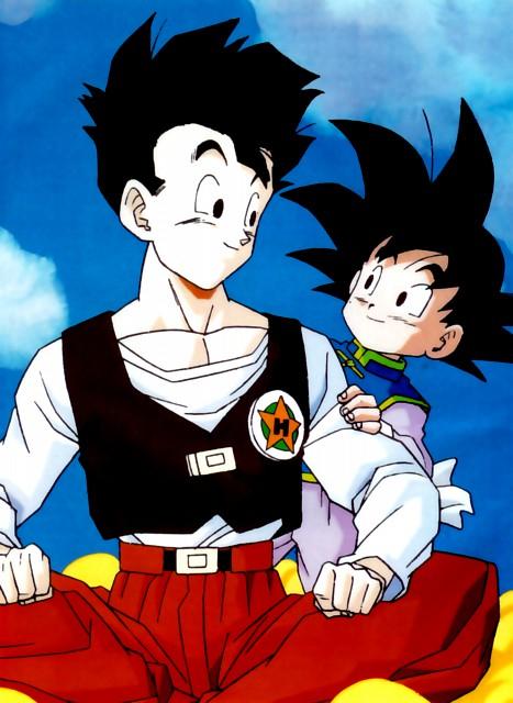 Akira Toriyama, Toei Animation, Dragon Ball, Son Gohan, Son Goten