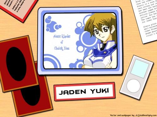 Kazuki Takahashi, Studio Gallop, Yu-Gi-Oh! GX, Asuka Tenjoin Wallpaper