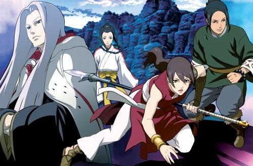 Kamui Fujiwara, Production I.G, Seirei no Moribito, Shuga, Tanda