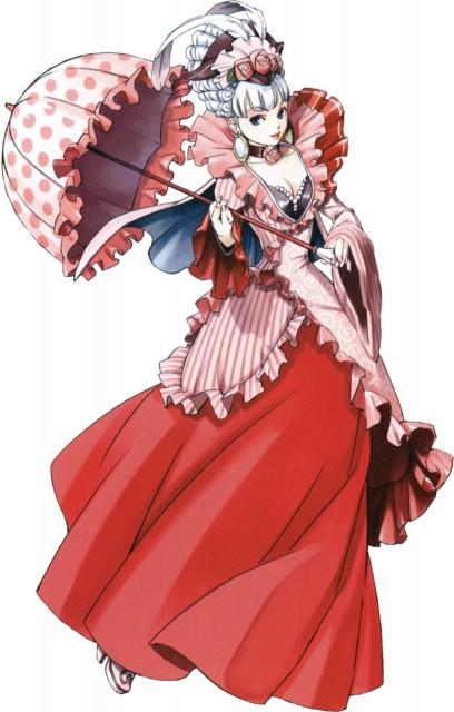 Konami, Art of Suikoden 5, Suikoden V, Josephine