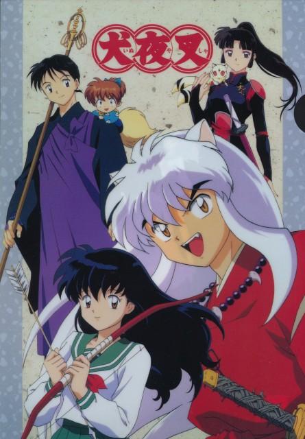 Rumiko Takahashi, Sunrise (Studio), Inuyasha, Inuyasha (Character), Shippou