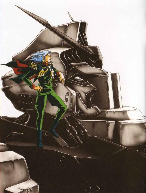 Sunrise (Studio), Mobile Suit Gundam 0083, Mobile Suit Gundam - Universal Century, Anavel Gato