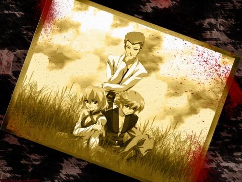 Sunrise (Studio), Mobile Suit Gundam SEED Destiny, Stellar Loussier, Sting Oakley, Auel Neider Wallpaper