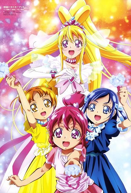 Ken Ueno, Toei Animation, DokiDoki! Precure, Mana Aida, Cure Heart