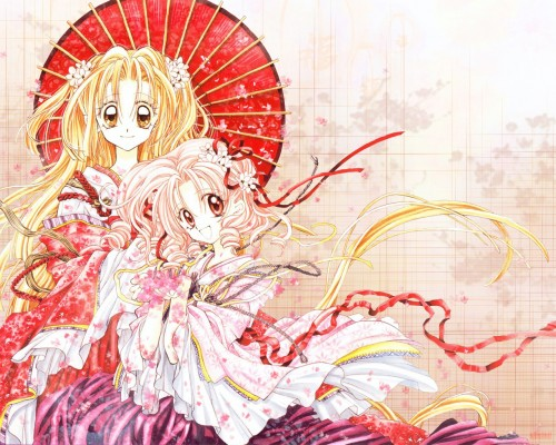 Arina Tanemura, Time Stranger Kyoko, Karen Momoto, Kyoko Suomi Wallpaper