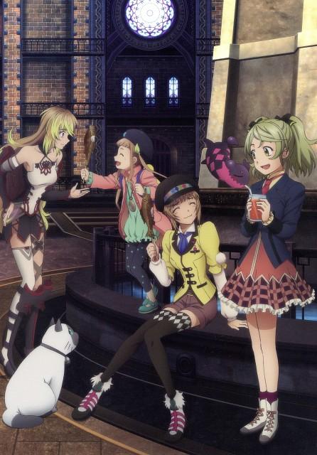 Namco, Tales of Xillia 2, Tales of Xillia, Elise Lutus, Leia Rolando