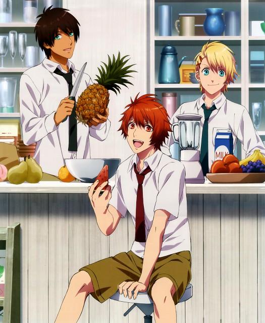 A-1 Pictures, Broccoli, Uta no Prince-sama, Otoya Ittoki, Sho Kurusu