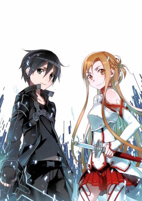Abec, A-1 Pictures, Sword Art Online: Abec Art Works, Sword Art Online, Kazuto Kirigaya