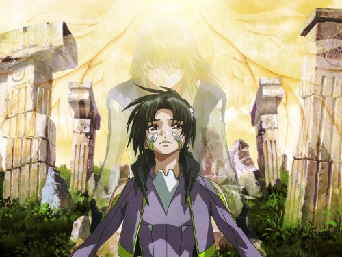 Soukyuu no Fafner Wallpaper