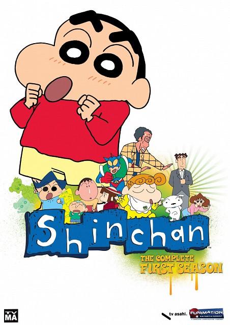 Yoshito Usui, Shin-Ei Animation, Crayon Shin-Chan, Misae Nohara, Shiro (Crayon Shin-chan)