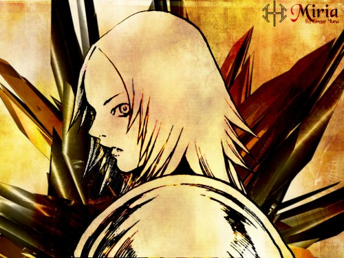Norihiro Yagi, Madhouse, Claymore, Miria (Claymore) Wallpaper
