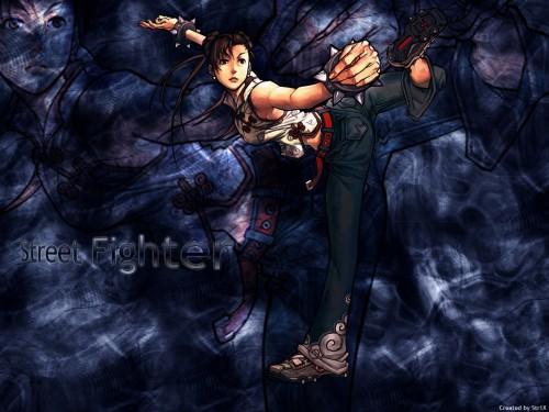 Capcom, Street Fighter, Chun-Li Wallpaper
