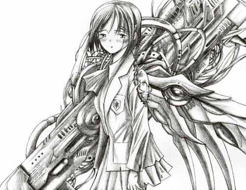 Shin Takahashi, SaiKano, Chise, Member Art