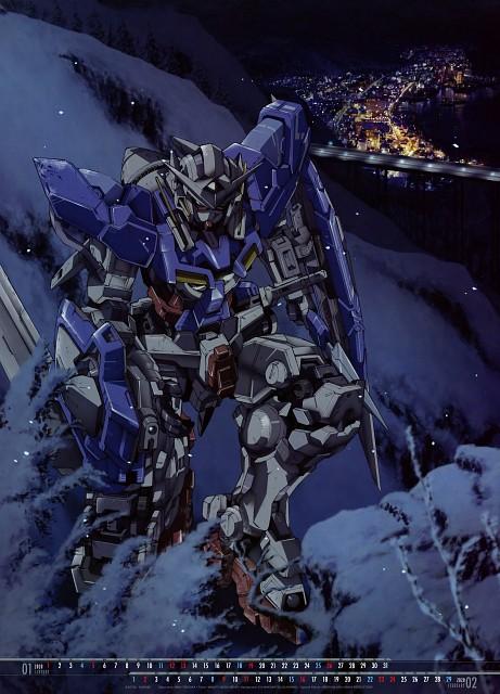 Sunrise (Studio), Mobile Suit Gundam 00, Mobile Suit Gundam Series 2020 Calendar, Calendar