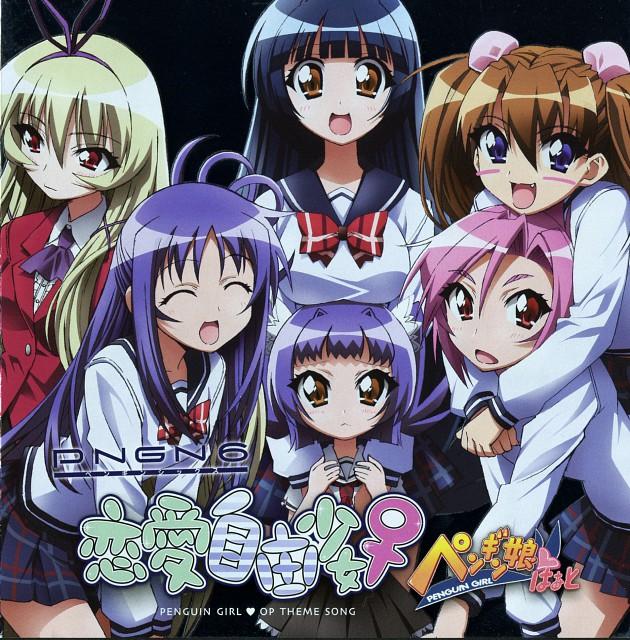 Tetsuya Takahashi, Penguin Musume, Mary Chupacabra W. Whitebear, Kujira Etorofu, Cha Chi