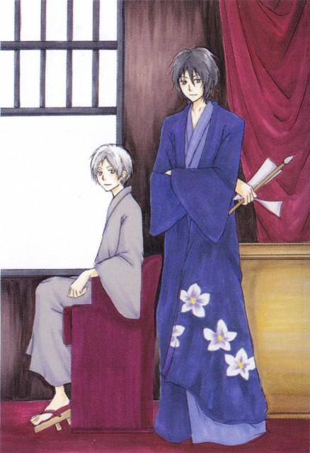 Yuki Midorikawa, Natsume Yuujinchou, Kaname Tanuma, Takashi Natsume, Manga Cover