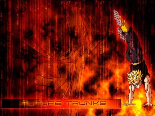 Akira Toriyama, Toei Animation, Dragon Ball, Super Saiyan Trunks Wallpaper