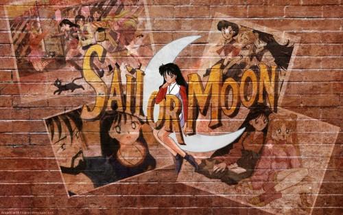 Toei Animation, Bishoujo Senshi Sailor Moon, Ami Mizuno, Usagi Tsukino, Rei Hino Wallpaper