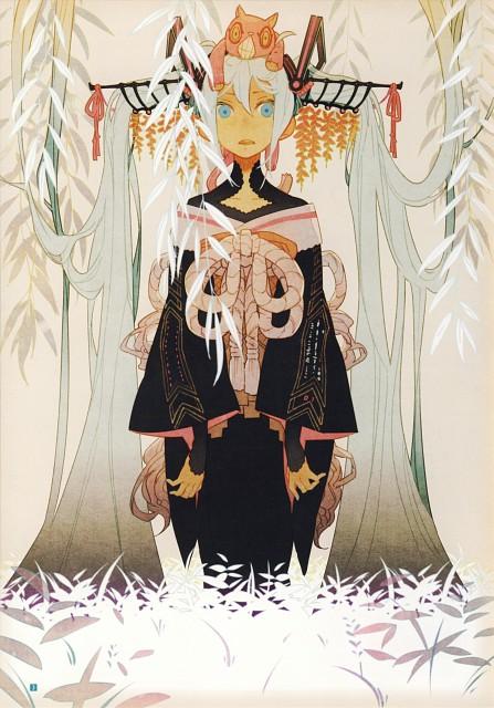 Shion Karakuri, CV01 Hatsune Miku, Vocaloid, Miku Hatsune