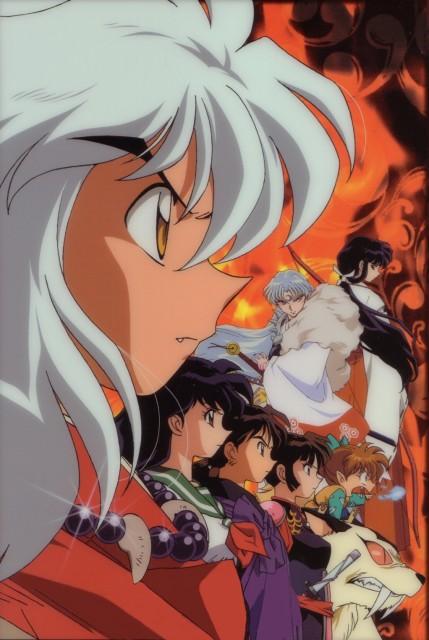 Rumiko Takahashi, Inuyasha, Sesshoumaru, Kikyou, Kirara